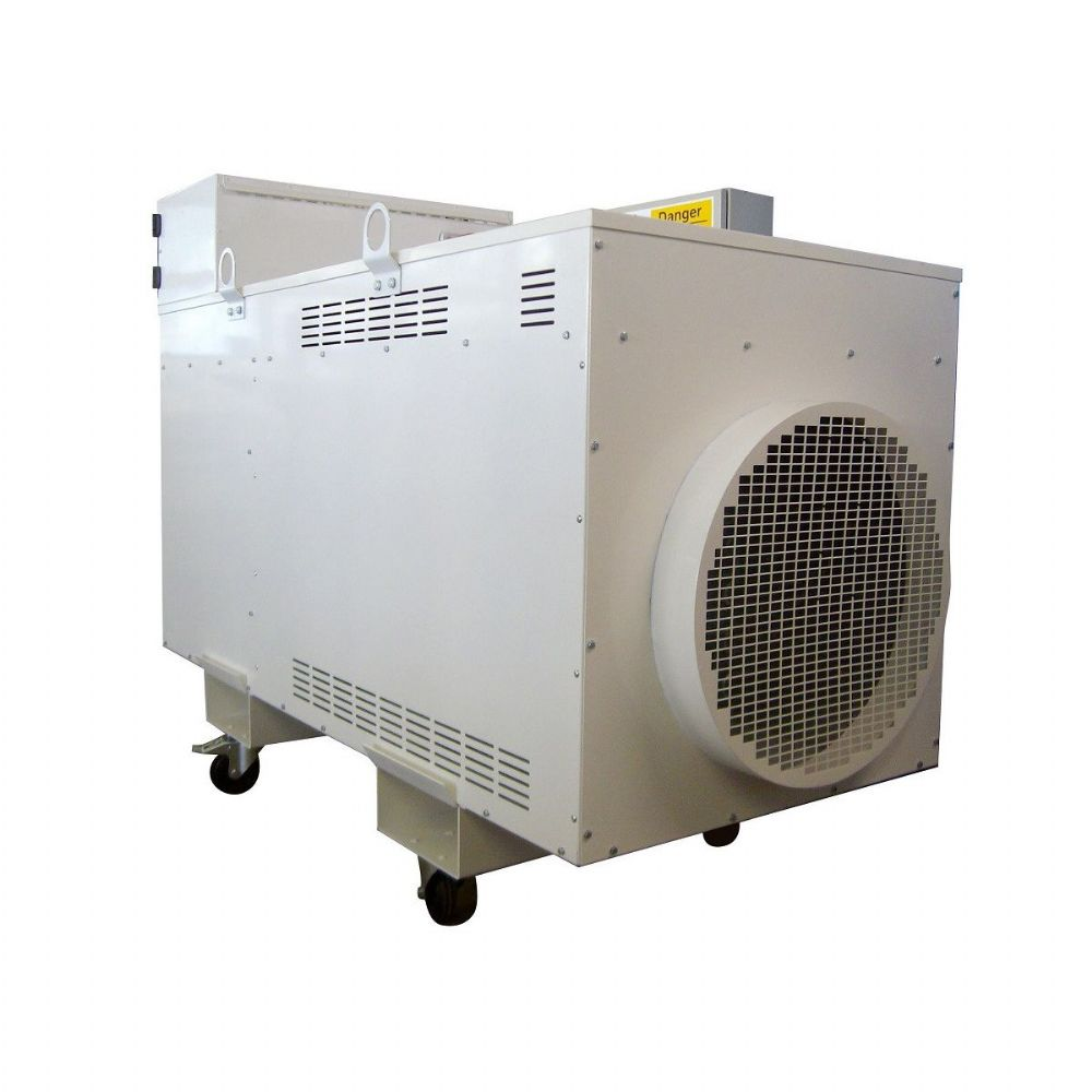 Blue Giant Series FF63 Industrial Duct-able Electric Heater 63Kw/210000Btu 125A 415V~50Hz